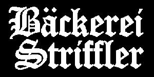Logo Bäckerei Striffler