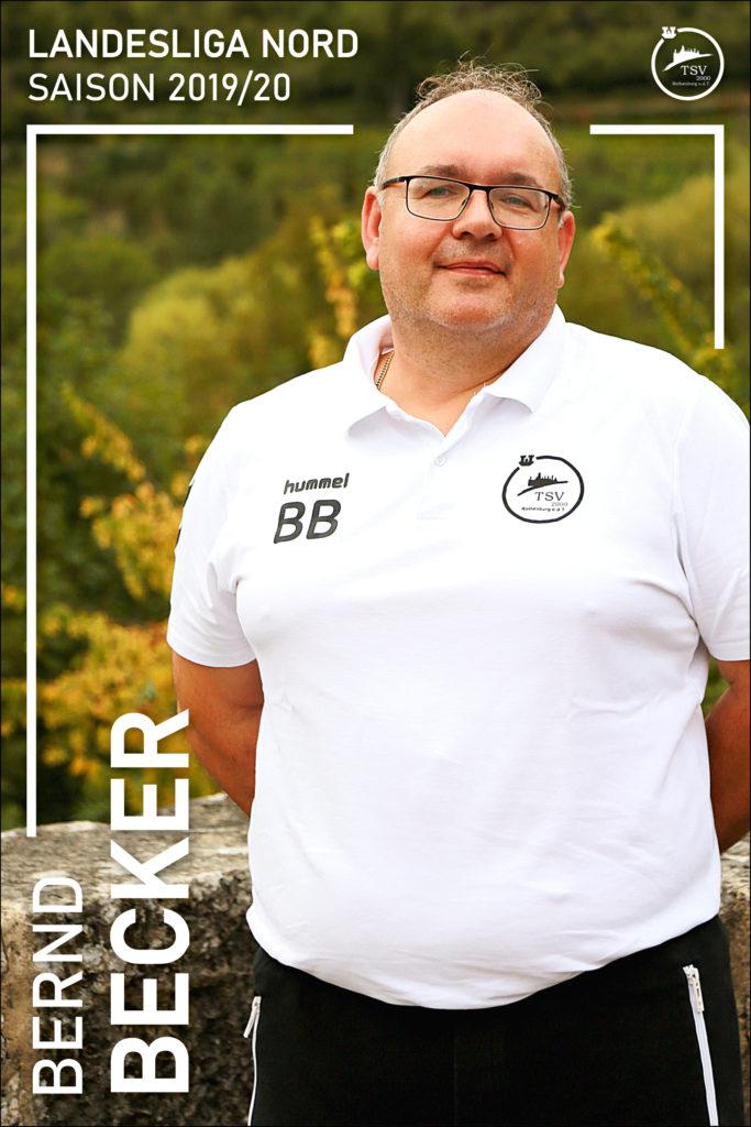 Trainer Herren I - Bernd Becker
