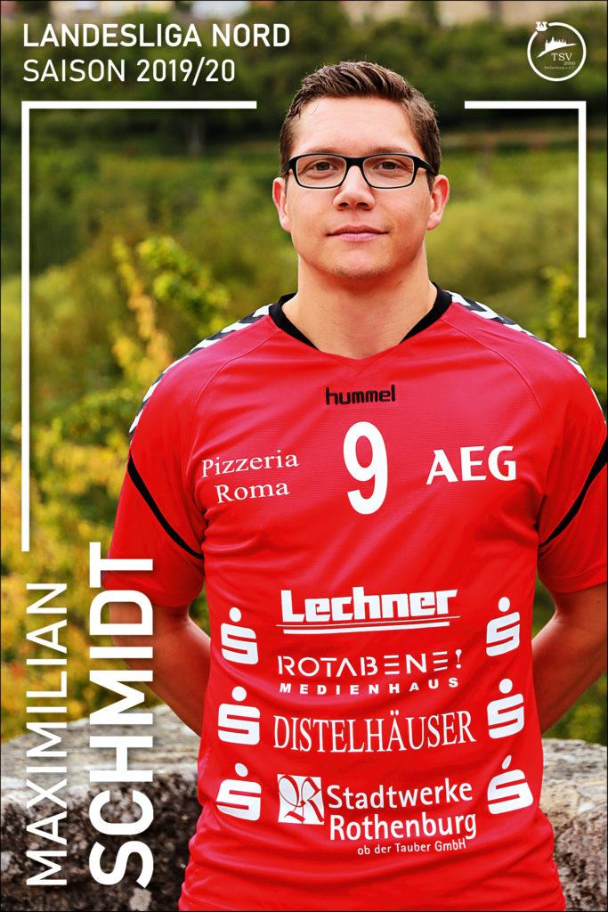 #9 Maximilian Schmidt