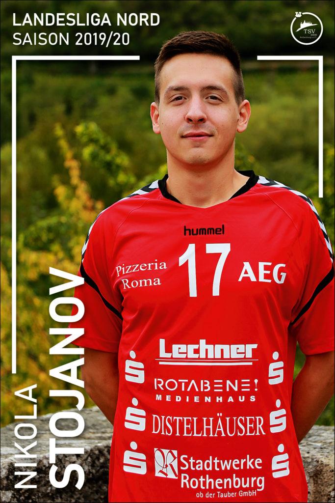 #17 Nikola Stojanov