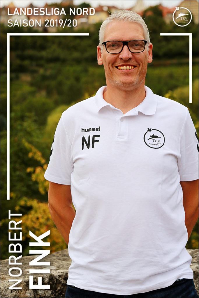 Abteilungsleiter Norbert Fink