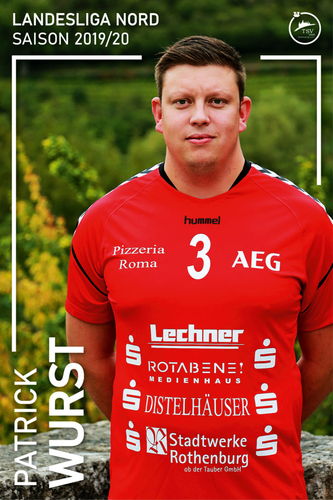 #3 Patrick Wurst
