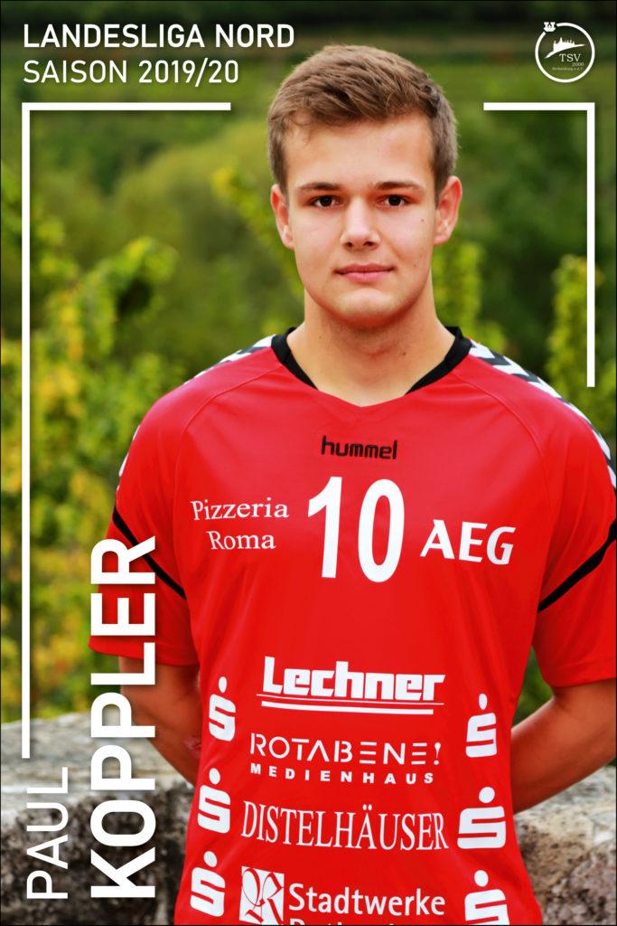 #10 Paul Koppler