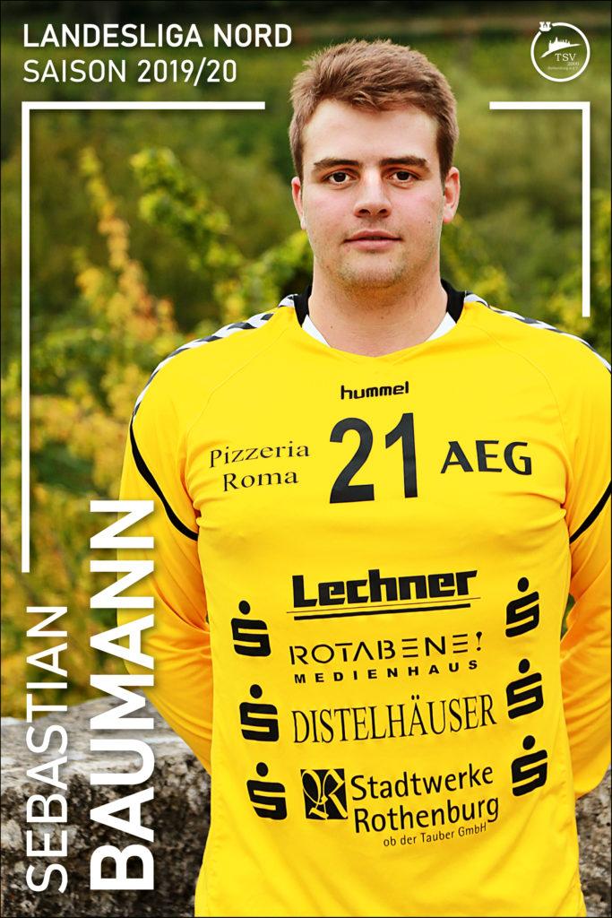 #21 Sebastian Baumann