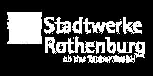 Logo der Stadtwerke Rothenburg ob der Tauber