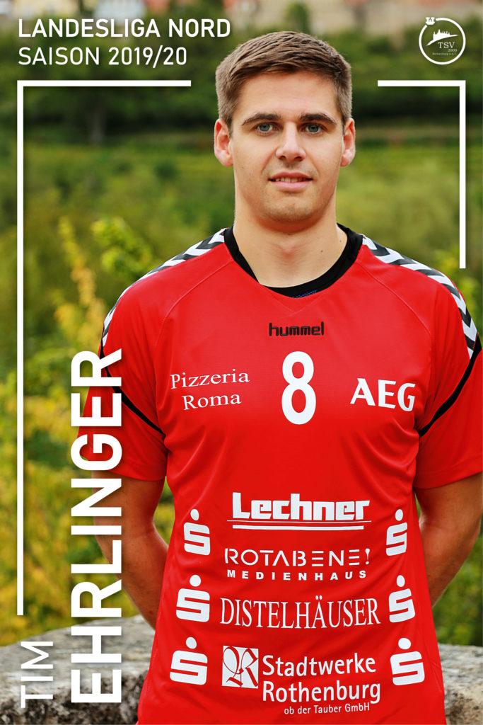 #8 Tim Ehrlinger
