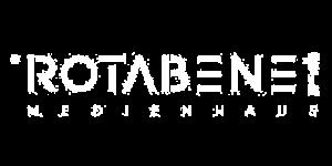 Logo des ROTABENE! Medienhauses in Rothenburg ob der Tauber