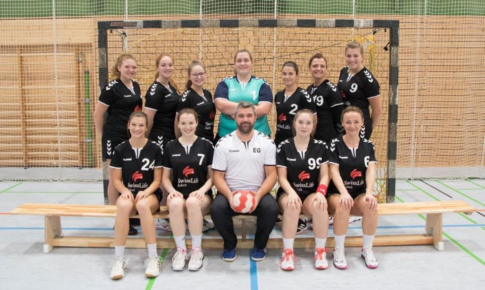 Tauberladies - Damenmannschaft des TSV 2000 Rothenburg ob der Tauber