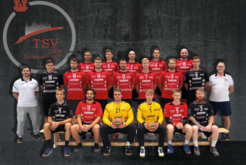 2. Herrenmannschaft des TSV 2000 Rothenburg ob der Tauber