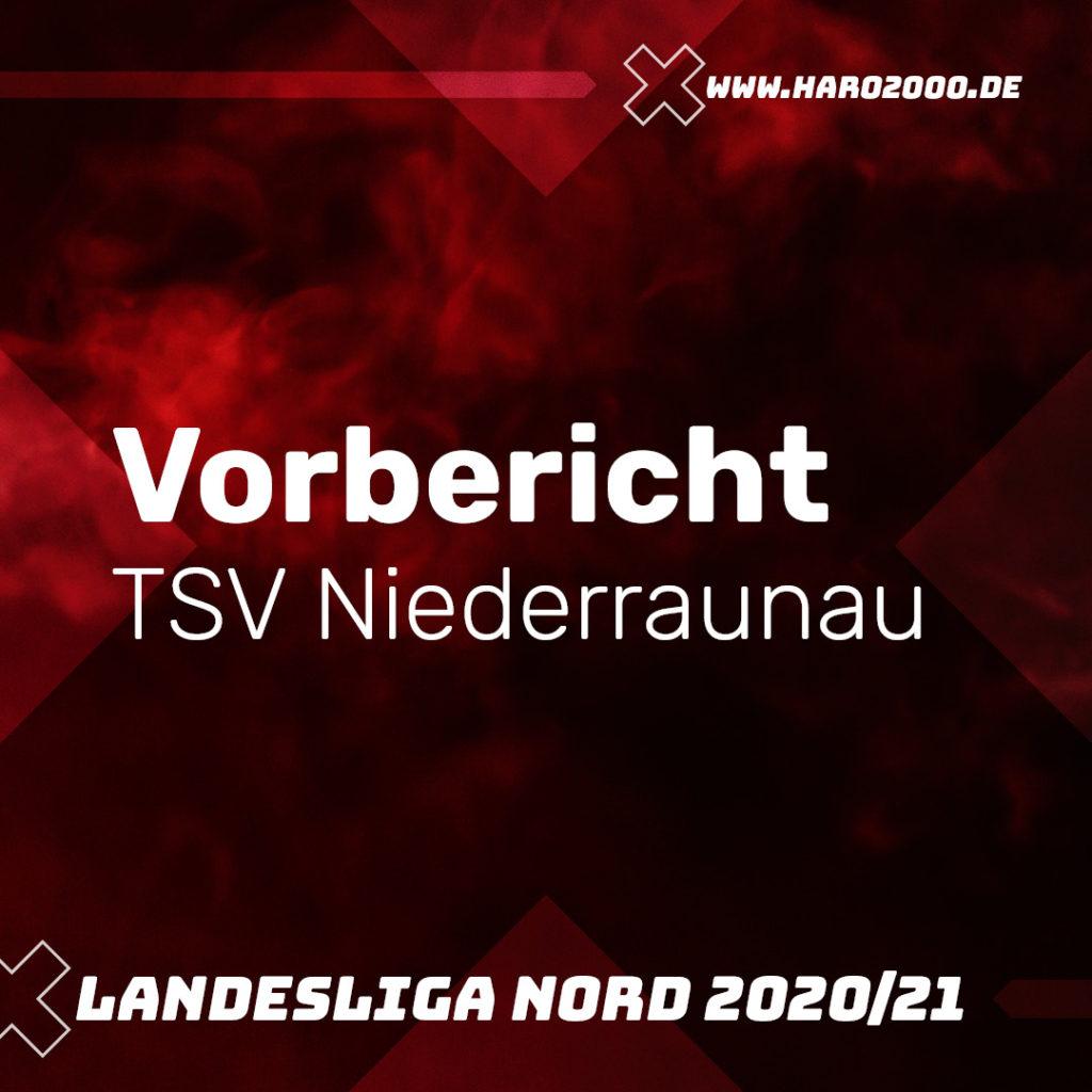 Vorbericht gegen TSV Niederraunau