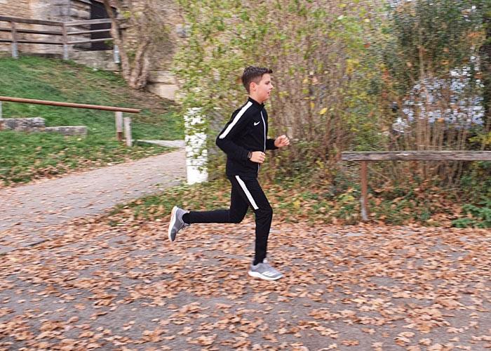 Lauf-Challenge für einen guten Zweck