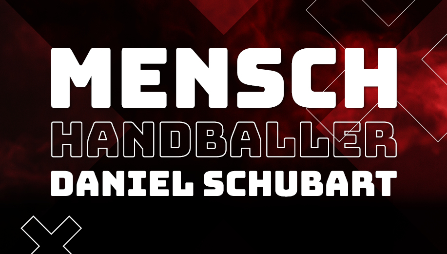 Mensch Handballer - Kurzinterview mit Daniel Schubart