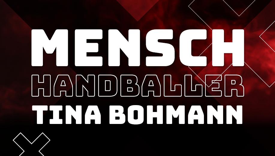 Mensch Handballer - Kurzinterview mit Tina Bohmann