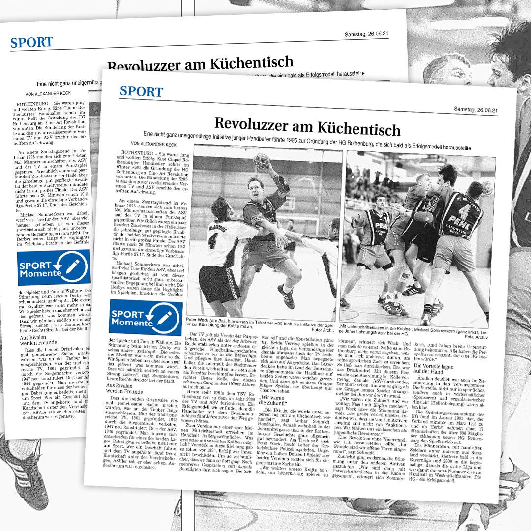 Read more about the article Revoluzzer am Küchentisch