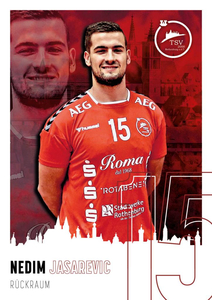 Nedim Jasarevic #15