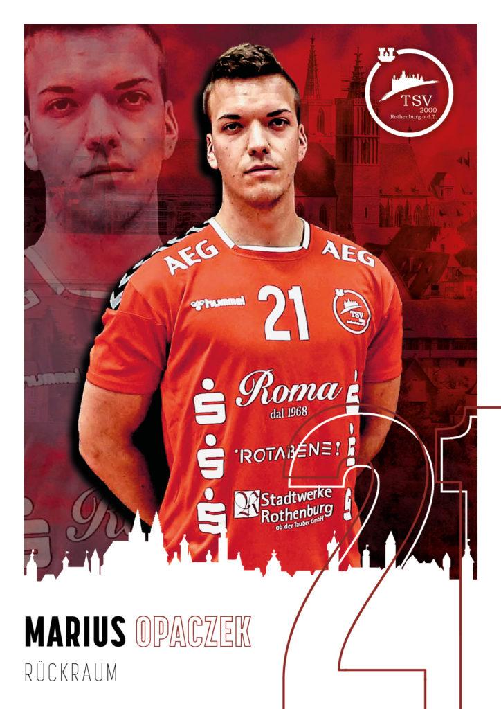 Marius Opaczek #21