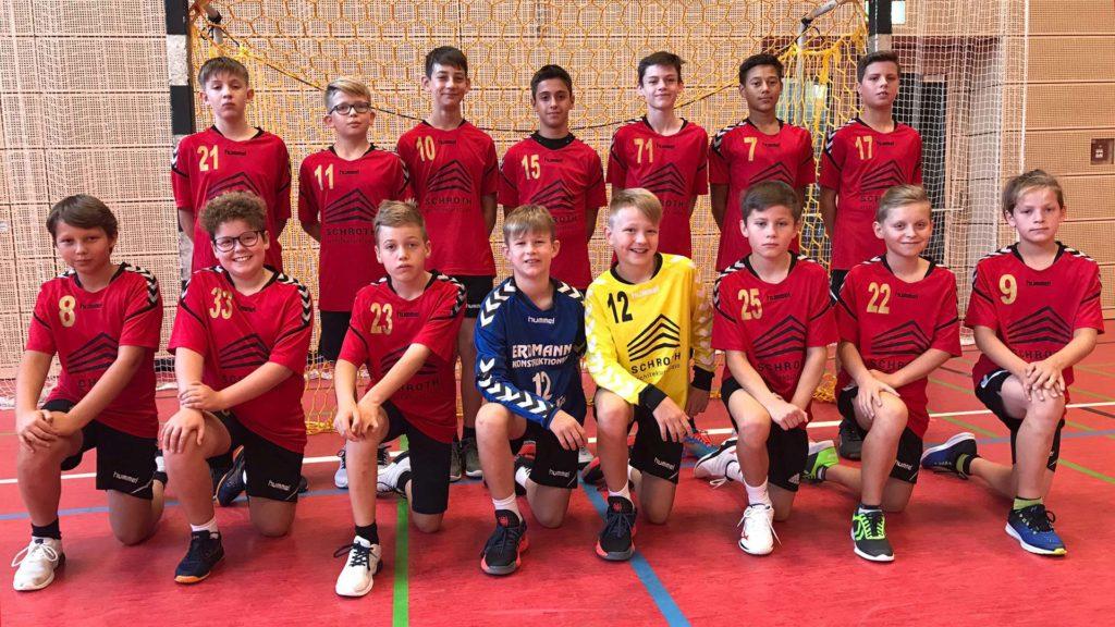 Männliche C-Jugend TSV 2000 Rothenburg Handball - Saison 2021/22