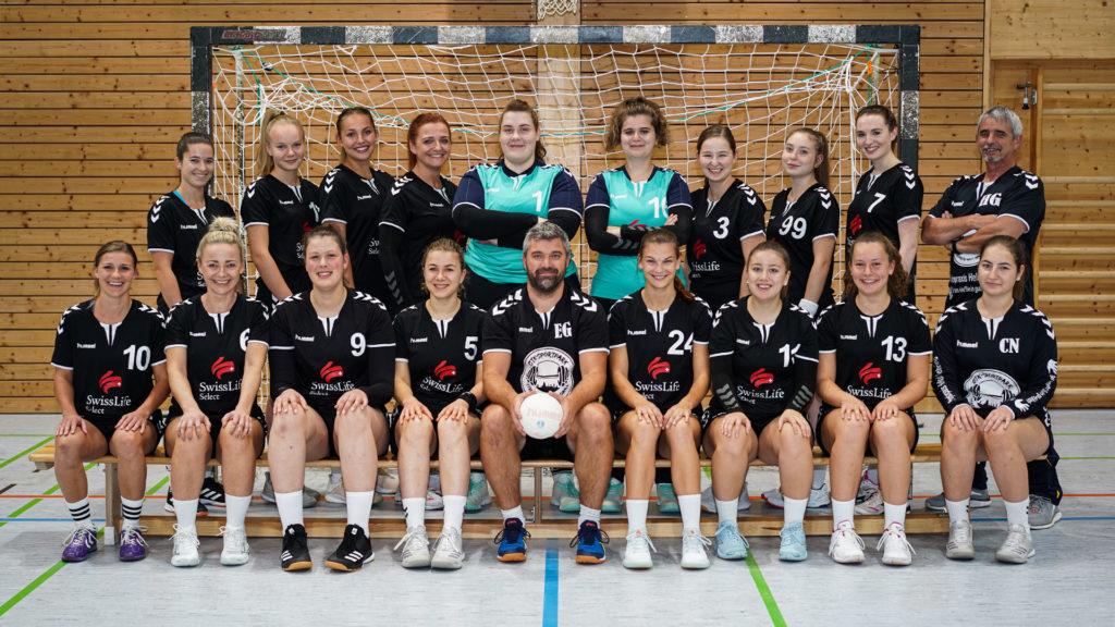 Damenmannschaft Tauberladiese TSV 2000 Rothenburg Handball - Saison 2021/22