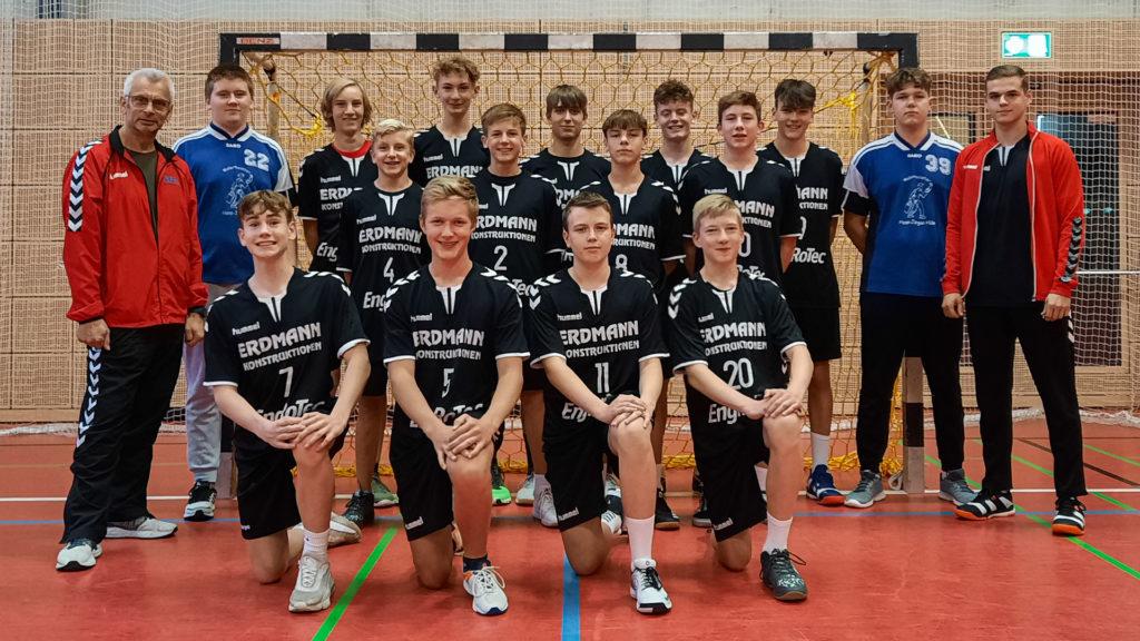 B-Jugend männlich TSV 2000 Rothenburg Handball 21-22